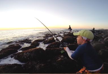 Headland Fishing