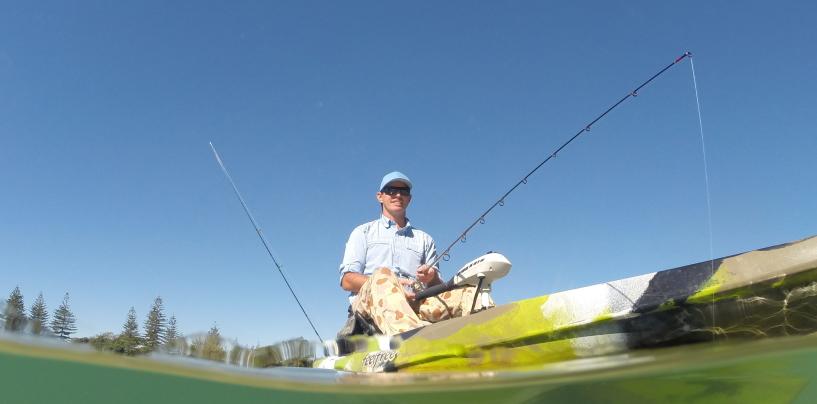 Kayak Fishing: Stealth Escapism