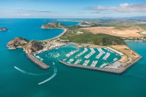 keppel bay marina boat gold coast