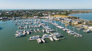 scarborough marina boat gold coast
