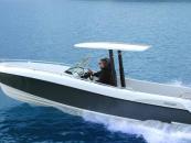 EVO 660: Advance Hull & Electric Targa