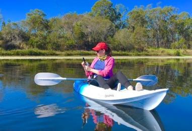 Bass for Beginner Kayakers