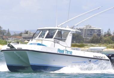 LeisureCat: Extreme Fishing And Leisure