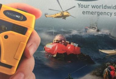 Personal Locator Beacon for PWC
