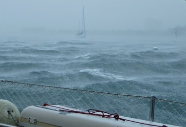 Severe Weather Warning for Boaties