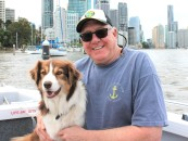 Boating with a Dog