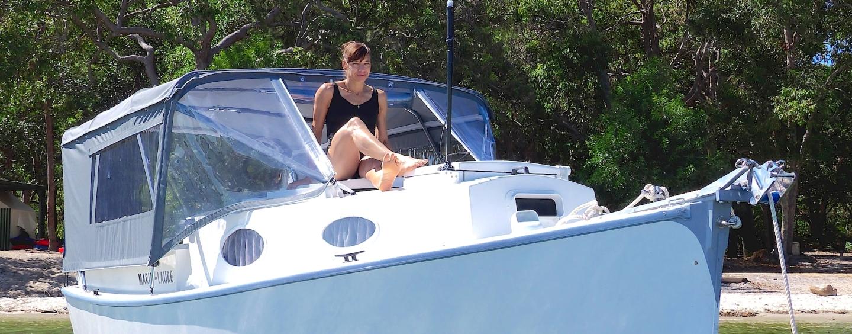 MV Marie Laure: My Slow Boat
