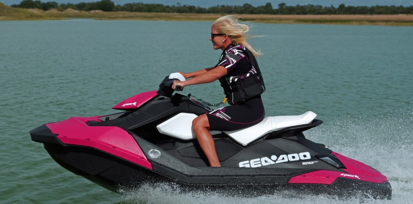 BRP launches new sea doo watercraft segment destined to transform the watercraft industry