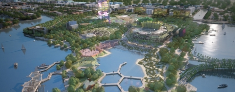 Winning design for new Gold Coast cultural precinct