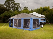 The pre Christmas caravan & camping sale