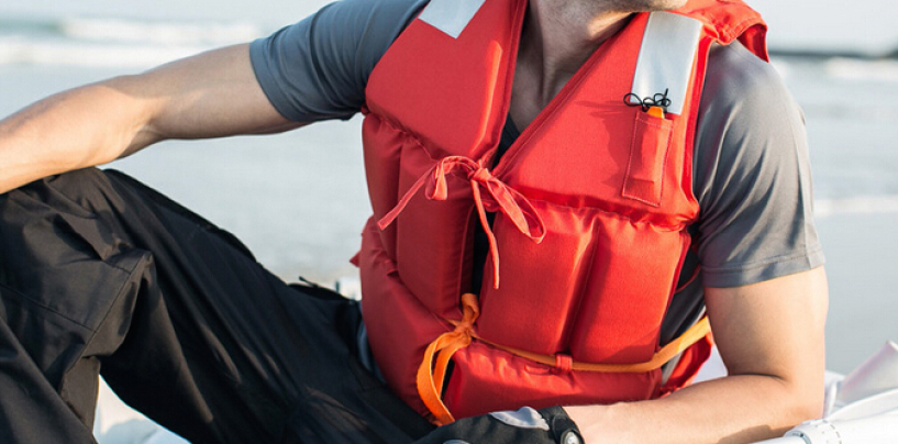 Safety notice – Lifejackets