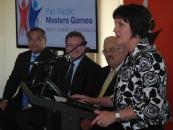 Jupiters pan pacific masters games 2014