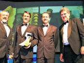 Steber wins HMA Innovation Award