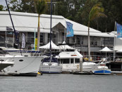 "Sanctuary Cove Marina Accredited ""Fish Friendly"""
