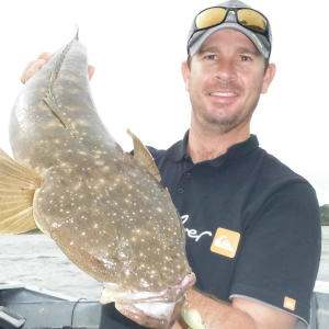 Braith Young with Flathead