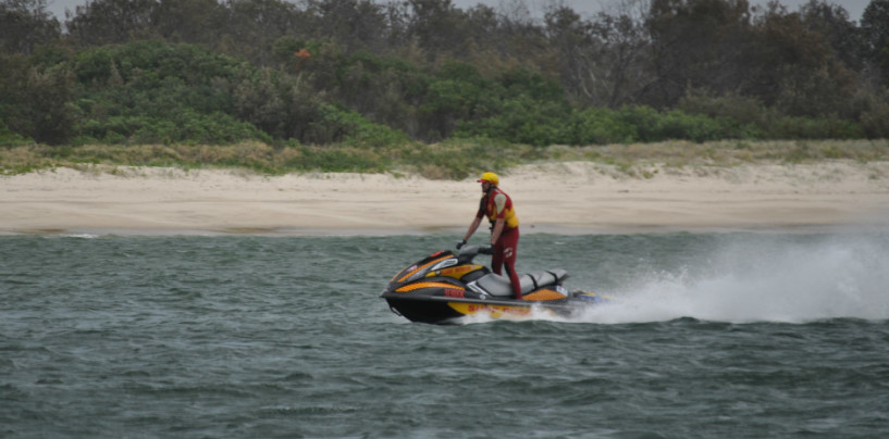 A day out on a Jetski: Common Sense Safety Rules