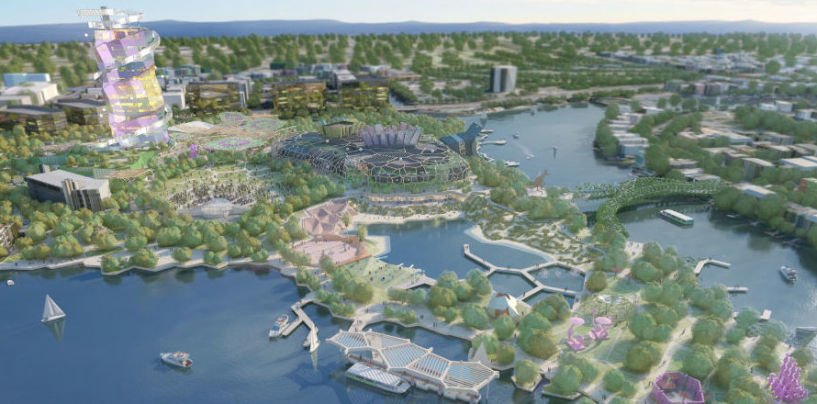 For Arts and Culture: The Gold Coast Cultural Precinct Project