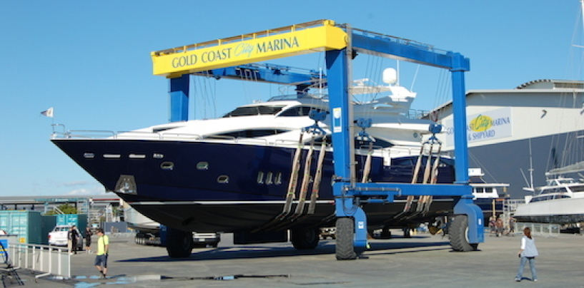 GCCM Servicing Superyachts in Australia