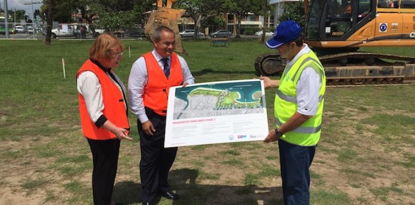 Broadwater Parklands Stage 3 Development
