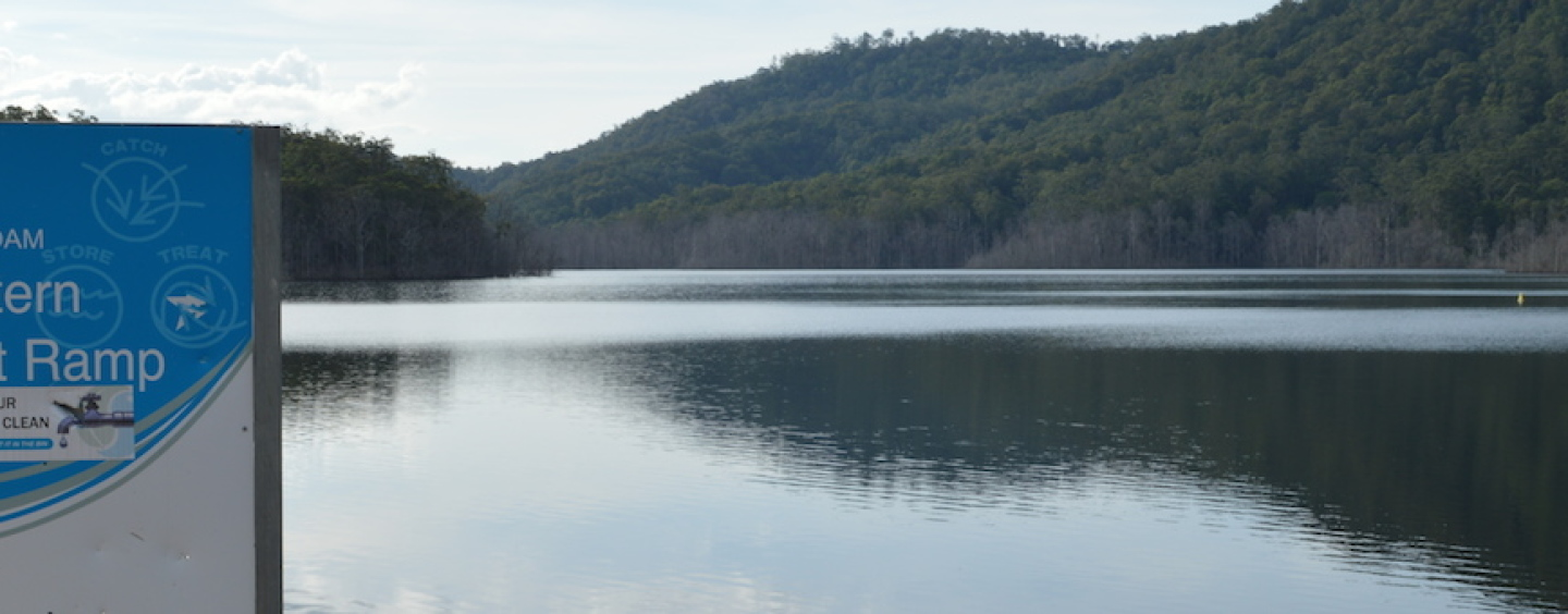 DAM FISHING IN QUEENSLAND: EXPANSION OF SIPS