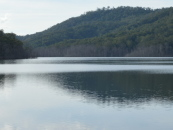 Hinze Dam: A fishing and boating hideaway