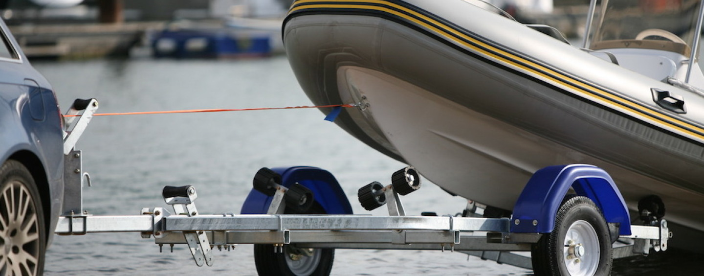 Boat Trailer Maintenance – Valuable advice for an extended