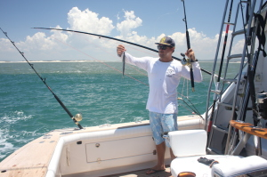 gold coast marlin fishing