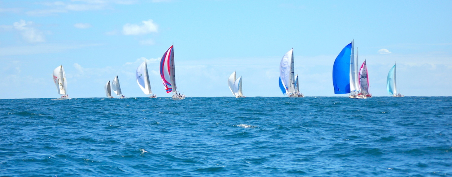 Gold Coast sailing Race Month: January 2016