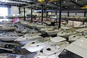 stefan boating world showroom