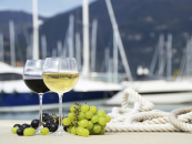 Charting the whites and the reds:  Boatie's guide to the right wine