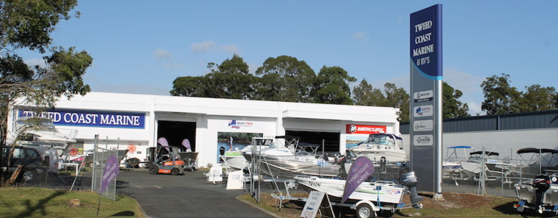 Tweed Coast Marine Undercover Boat Centre