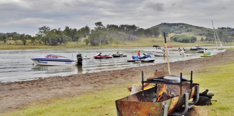 HAVEN ON A LAKE: MOOGERAH