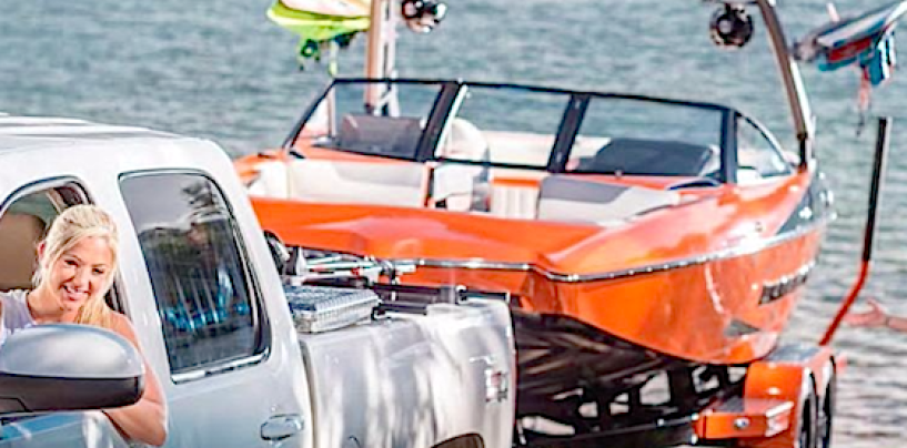 Trailer Boat Towing and Launching