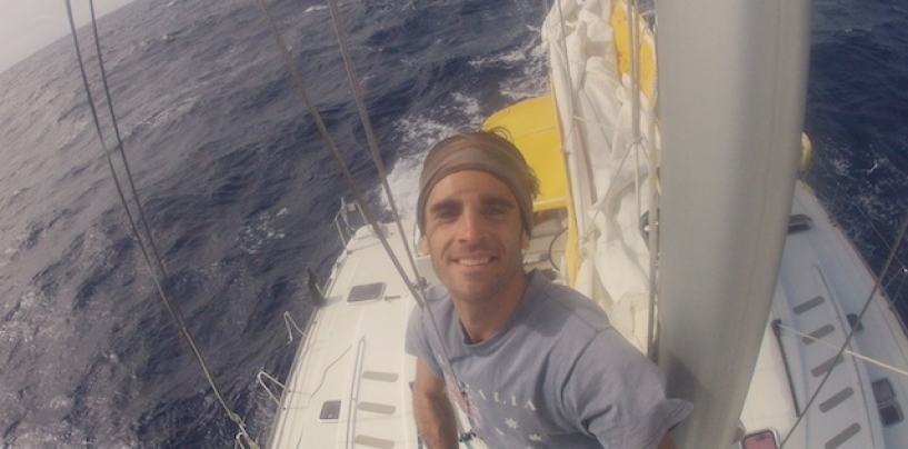 Mission Completed: 4,227 Nautical Miles Across the South Pacific