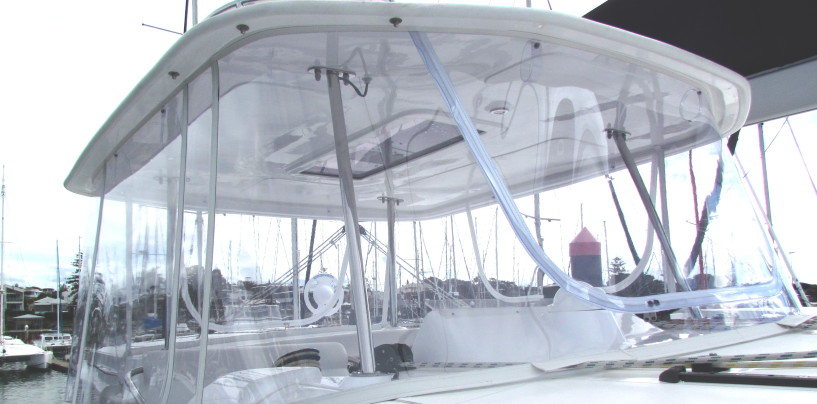Boat Cover Maintenance