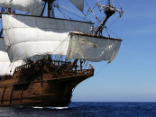 The Stradbroke Island Galleon