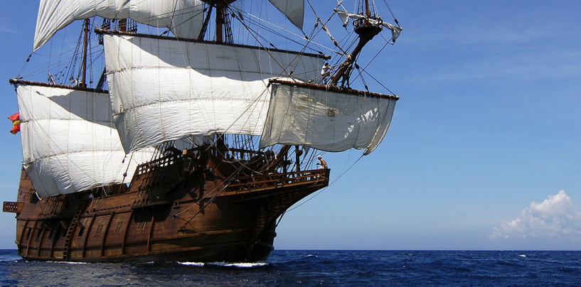 The Stradbroke Island Galleon