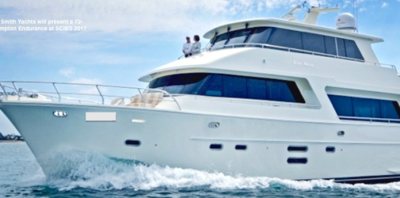 Influx of Luxury Yachts at SCIBS 2017