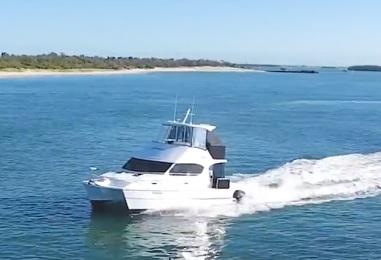 Boat Gold Coast Cover Shoot – May 2017