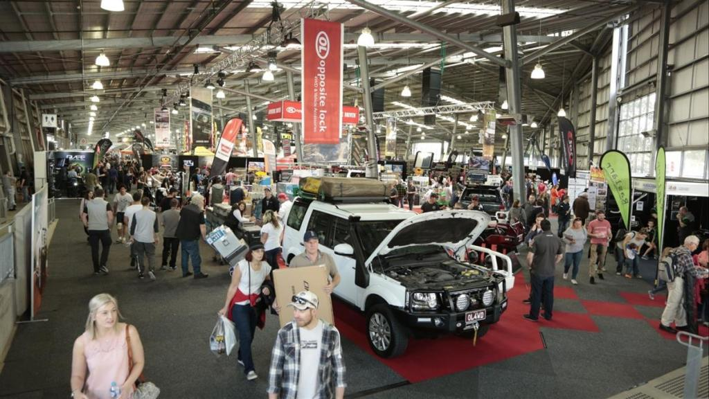 NATIONAL 4X4 OUTDOOR SHOW & FISHING BOATING EXPO