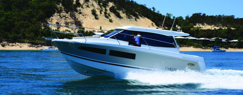 Luxury for Australian Boaties