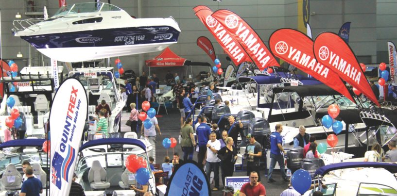 Welcome to the 2017 Brisbane Boat Show