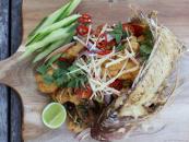Thai-style Fish Salad