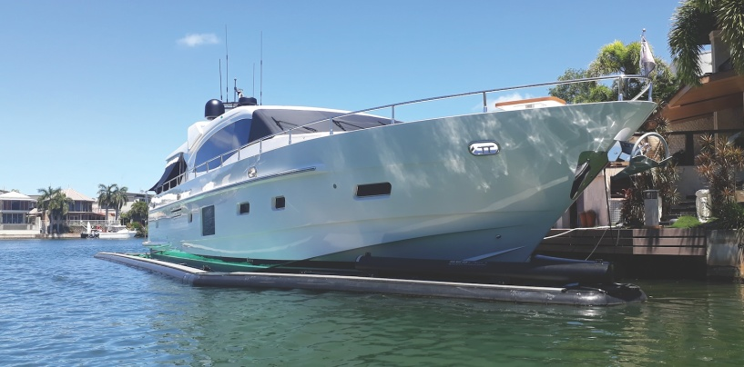 New Home For A Whitehaven Yacht