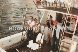 charter boat story 3 - rony kennedy - boat gold coast charlie sheen