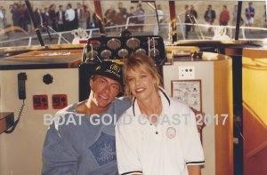 charter boat story 9 - rony kennedy - boat gold coast jean claude van damme