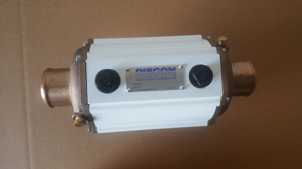 DIECON MARINE REDBACK RADIATORS