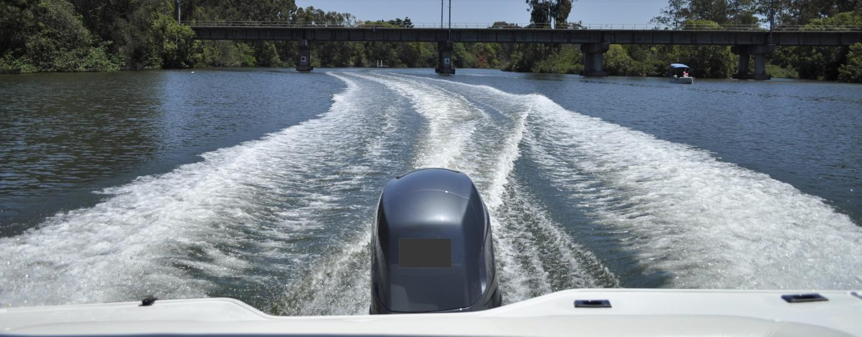 yamaha boat outdrive