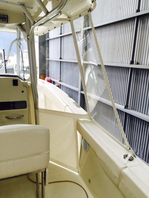 BAYLINE MARINE COVERS
