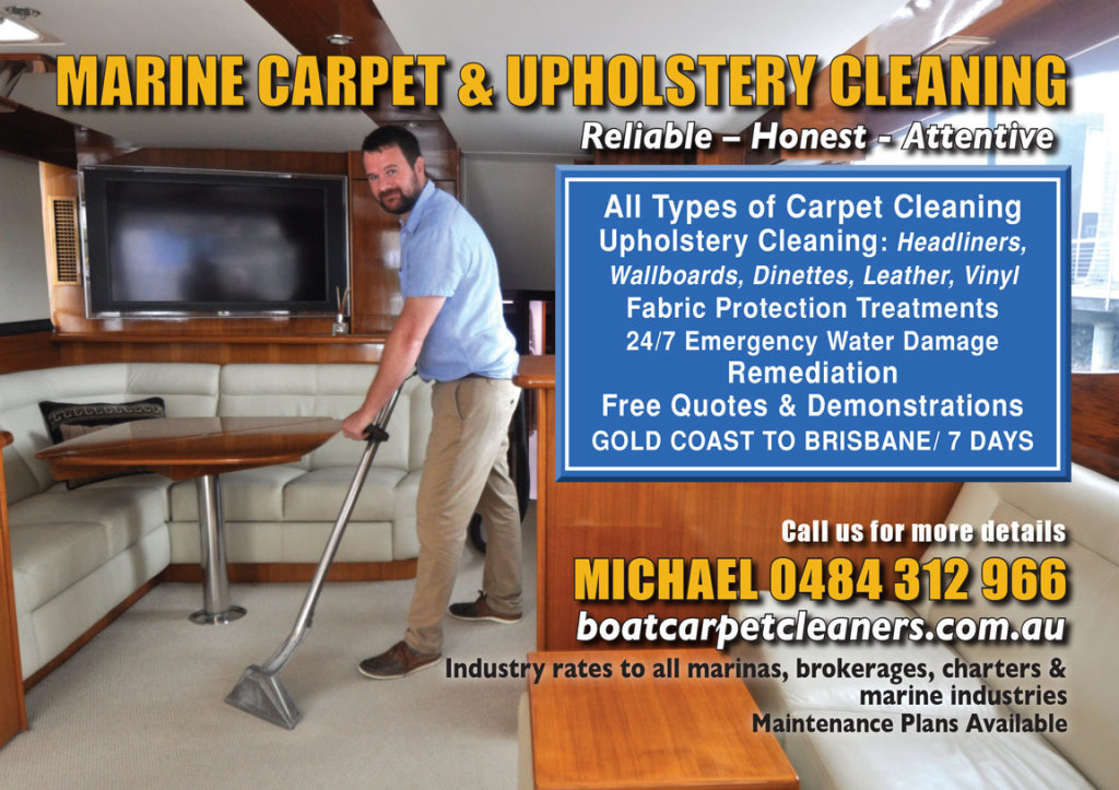 BOAT CARPET CLEANERS